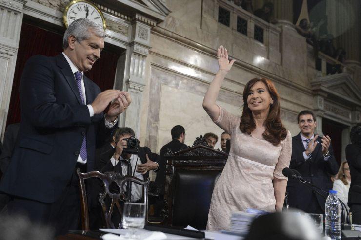 El discurso completo de Cristina en el Congreso
