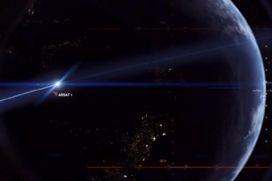 planeta con arsat